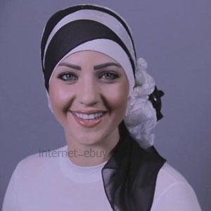 آموزش بستن شال و روسری,آموزش جدید بستن شال و روسری