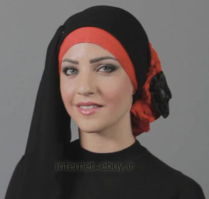 آموزش بستن شال و روسری