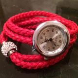 ساعت مچی زنانه دستبند الماسی
